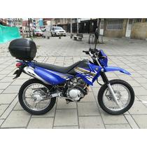 Yamaha Xtz 125 2015 Motard Perfecto Estado!!!