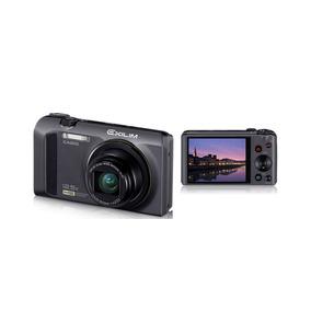 Camera Digital Casio Exilim 12.5mp Ex-zr100 Filma Hd 25x