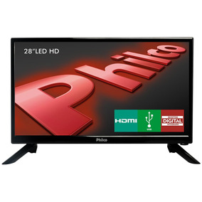 Tv Led 28 Philco Hd Com Conversor, Hdmi E Usb - Ph28n91d