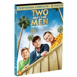 Dvd Two And A Half Men - Décima Temporada (3 Dvds)