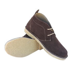 1d063e8c877 Sapato Tênis Camurça Crepe Tipo 775 Cor Cafe Masculino Bota