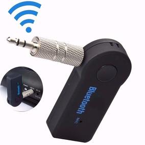 Receptor Áudio Bluetooth Wireless P/carros Som Musica P2 Aux