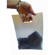 250 Bolsas De Polietileno 30x40 Riñon Plasticas