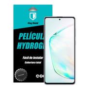 Película Galaxy Note 10 Lite 6.7 Kingshield Cobertura Total