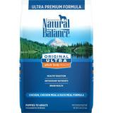 Costal Alimento Perro Adulto Sopbrepeso Natural Balance 2.2