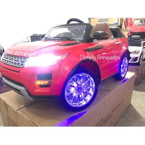 Carro Elétrico Infantil Land Rover Evoque 12v Controleremoto
