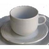 Juego 12 Tazas Cafe Con Plato+12 De Te Con Plato Tsuji 1800