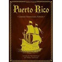 Jogo De Tabuleiro Puerto Rico Limited Anniversary Edition