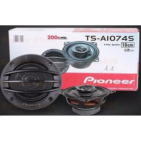 Cornetas Pioneer Ts-a1074s 200w 10cm Sonido Carro Original