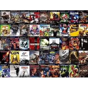 20 Jogos Patches Ps2 Playstation 2