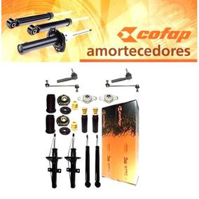 04 Amortecedor + Kit Reparo Fiat Punto Linea 07/.. Cofap