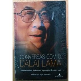 Livro Conversas Com O Dalai Lama