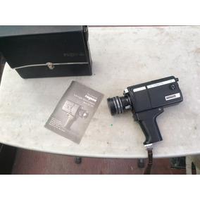 Cámara De Filmar Formato 8mm, Portátil. Marca Raynox.