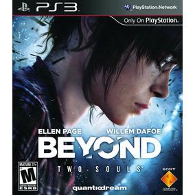 Beyond Two Souls Ps3 Código Psn Original Completo