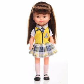 Boneca Maria Joaquina Carrossel 30 Cm Estrela