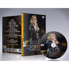 Dvd Adele - Glastonbury 2016