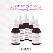 Kit Microagulhamento Lakma + Melange Especial + Bio Complex