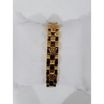 Pulseira Masculina, Bracelete, Rolex Banhado 18k, Promoção!