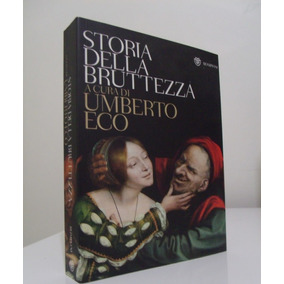 Livro - Storia Della Bruttezza - Umberto Eco - Ilustrado