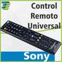 Control Remoto Universal Tv Lcd Led Sony Bravia Hdtv 3dtv