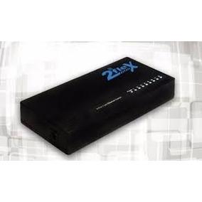 Switch 8 Portas 10/100 - 2flex