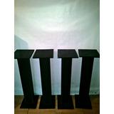 4 Bases Para Bafles Hi-end Audio Home Remato!