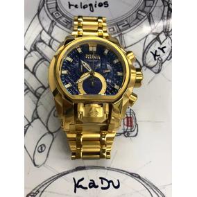 35a99e5a90c Relogio Invicta Dourado Zeus - Relógios no Mercado Livre Brasil