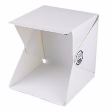 Mini Estudio Portátil De Fotografía Light Room Mod1 Con Led