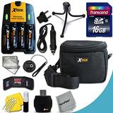Kit De Accesorios Ideales Para Nikon Coolpix L840, L830, L8