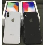 Iphone X 64gb Com Ios 12, Dupla Câmera Traseira, Resistente