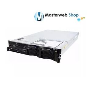 Servidor Ibm X3650 32gb - 2x Xeon Quadcore - Hd Sas 146 Gb