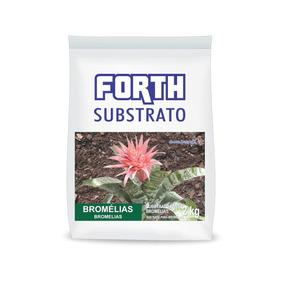 Substrato Forth Bromelias 2 Kg