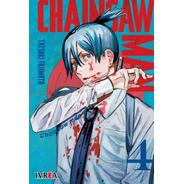 Chainsaw Man 04 - Manga - Ivrea