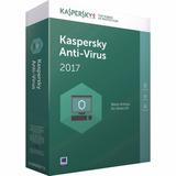 Kaspersky Anti-virus 2017 1pc 1 Año Partner Oficial