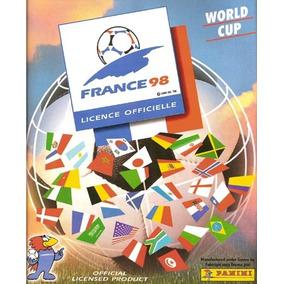 Álbum Digitalizado Copa Do Mundo 1998 França Campeã