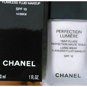 Base Chanel 10 Beije Clareamento Da Pele