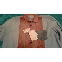 Camisa Zara Man Mediana