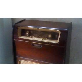 Radio - Toca Disco Antiguo Alemán Marca Gundig 80$