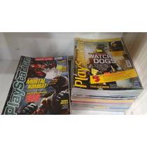 Revista Dicas & Truques Playstation - Vários Numeros