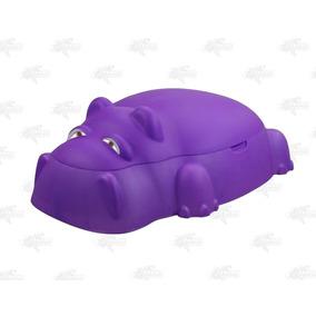 Juguete Arenero De Hipopótamo Para Niños Xtreme C