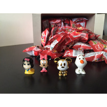 Caixa C/ 100 Disney Gogos Claro Coleção Completa - Serie 1