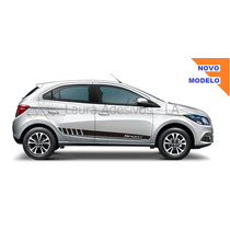 Kit Adesivo Onix Prisma Sport Listra Chevrolet Acessórios La