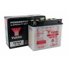 Bateria Yuasa Yb7b-b Cbx200 Strada - Nx350 Sahara -xt225-neo