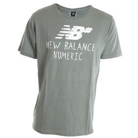 Remera New Balance Numeric Handdra 5005 Mt73572mfg