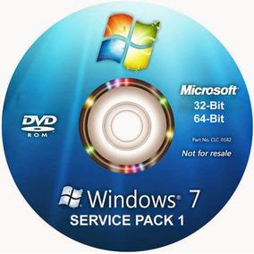 Cd De Instalação Windows 7 + Driverpack + Office 2016 32/64
