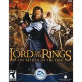 Jogo Pc: Senhor Dos Anéis - O Retorno Do Rei (ea Games)