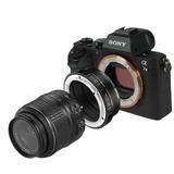 Adaptador De Canon Fd A Sony E