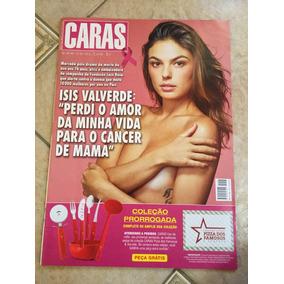Revista Caras Isis Valverde Gisele Bündchen Luigi Baricelli