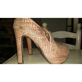 Zapatos Tramado Tipo