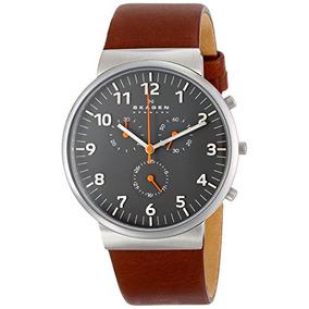 Skagen De Los Hombres Skw6099 Reloj De Acero Inoxidable...